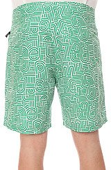 The Bamboo Shorts in Chlorophyll