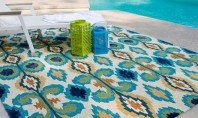 Outdoor Fashion Rugs- Visit Event