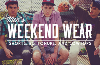 Men's Weekend Wear