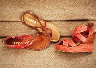 Report Women's Footwear