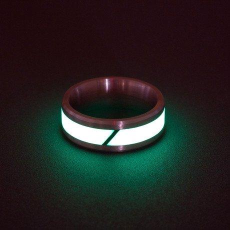 Isotope Titanium Lume Ring
