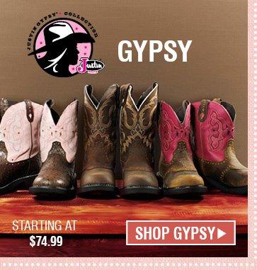 Justin Boot® Gypsy - Starting at $74.99 - Shop Gypsy