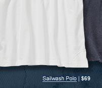 Sailwash Polo | $69