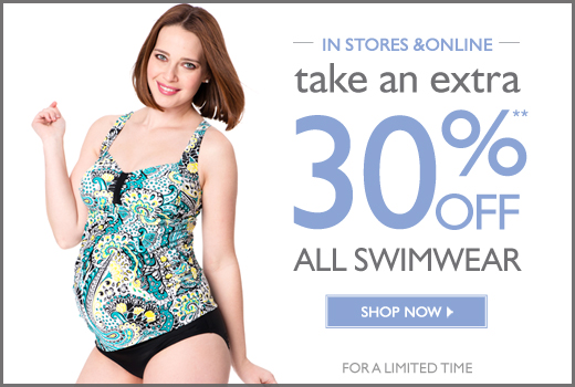 Motherhood Swimwear 30% Off!