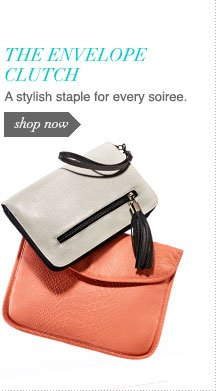 A stylish staple for every soiree
