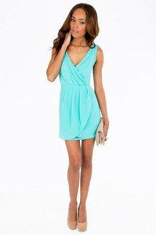 Tink Wrap Dress $29