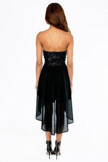 Light the Night Bustier Dress $36