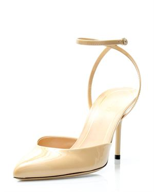 Gucci Patent Leather Pointy Heels- Made in Italy