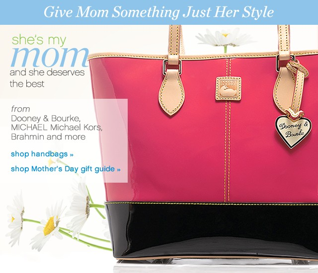 Give Mom Something Just Her Style. Shop Mother's Day gift guide.