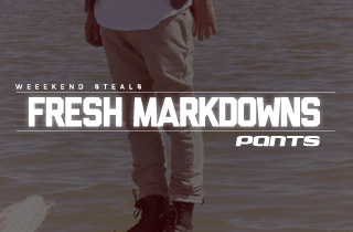 Fresh Markdowns: Pants