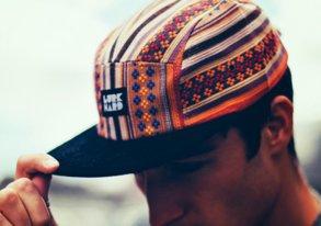 Shop Hat Trick: Printed Snapbacks & More