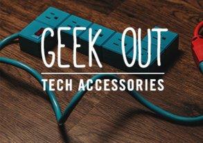 Shop Geek Out: Tech Accessories