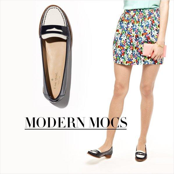 MODERN MOCS