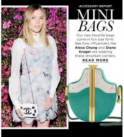 The Small Bags Making A Big Statement
