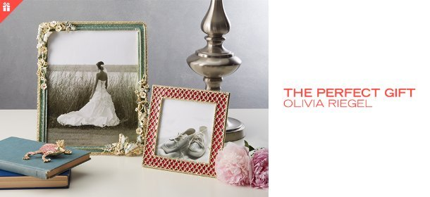THE PERFECT GIFT: OLIVIA RIEGEL, Event Ends May 8, 9:00 AM PT >
