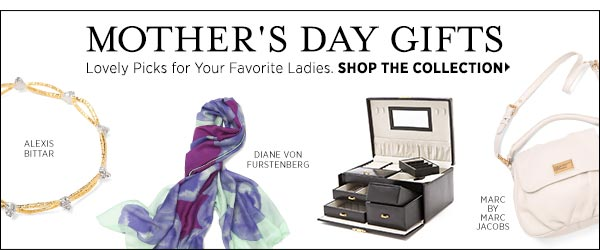Treat your mom to gifts in our Mother's Day boutique! >>