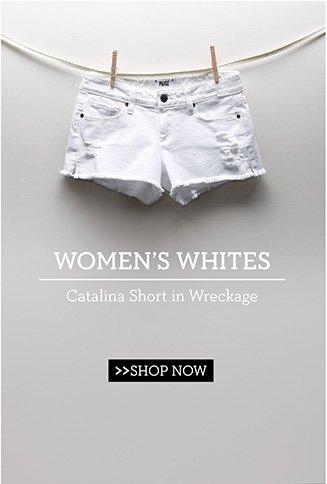 Women's Whites