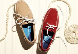 Prep It Up: Boat Shoes, Oxfords & Loafers