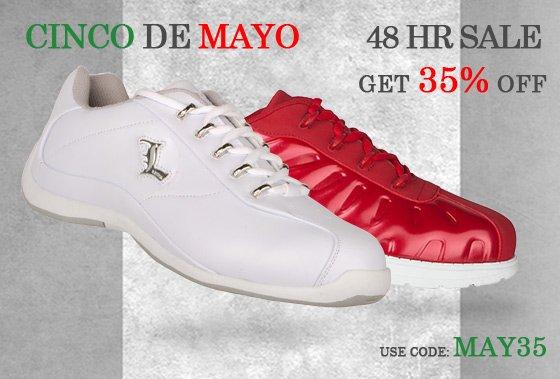Cinco De Mayo 48 HR Sale 35% Off