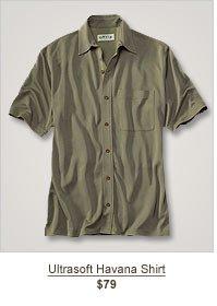 Ultrasoft Havana Shirt $79