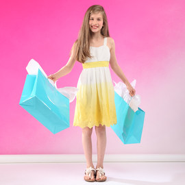 Tween Approved: Colorful Dresses
