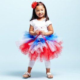 Patriotic Pride: Kids' Apparel