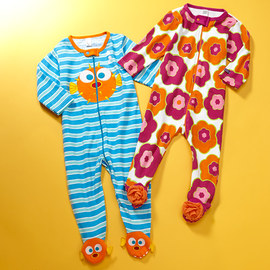Ready for Cuddles: Infant Apparel