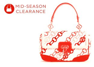Mid-Season Clearance: Handbags