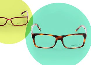 Designer Opticals: Dolce & Gabbana, Fendi, Police & More