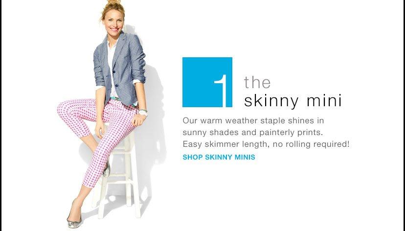 1 | the skinny mini | SHOP SKINNY MINIS