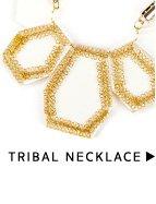Shop Tribal Necklace
