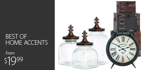Best Of Home Accents
