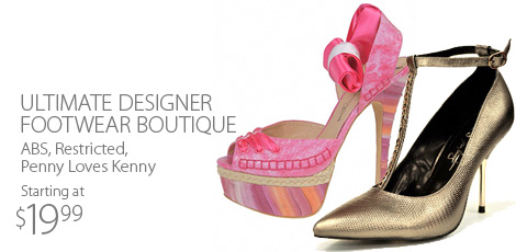 The Ultimate Designer Footwear Boutique