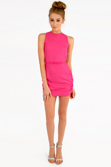 Cindy Open Back Dress $33