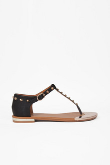 Sunshine Studded Sandal $25