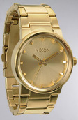 <b>Nixon</b><br />The Cannon Watch in Gold