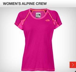 WOMEN'S ALPINE CREW