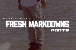 Fresh Markdowns: Pants
