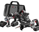 PORTER-CABLE 4-Tool Cordless Combo Kit