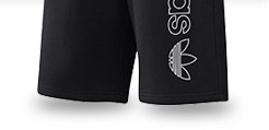 Shop Men's Fleece Logo  Shorts »