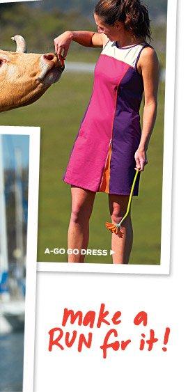 A-Go Go Dress ›