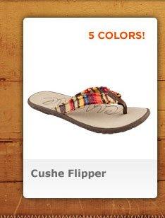 Women's Cushe Flipper