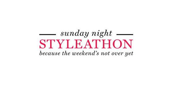 Sunday Night Styleathon Starts at 8PM ET
