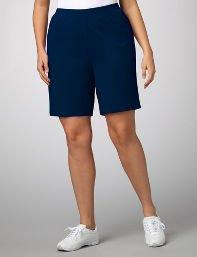 Black,Mariner Navy,Neon Red,White,Dusty Khaki Suprema Knit Short