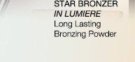 STAR BRONZER IN LUMIERE | Long Lasting Bronzing Powder