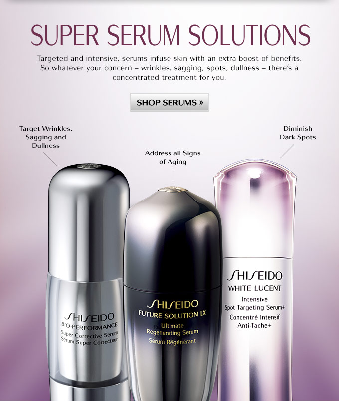 SUPER SERUM SOLUTIONS