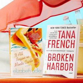 By the Beach: Books