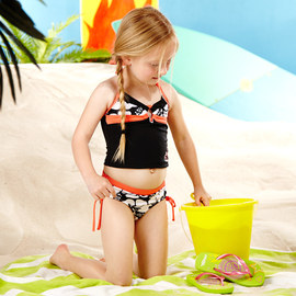 By the Beach: Kids' Apparel