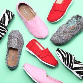 Shoes of Soul: Kids