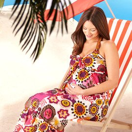 By the Beach: Maternity